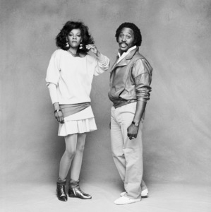 Yarbrough and Peoples (Cavin Yarbrough and Alisa Peoples) 1982© 1982 Bobby Holland - Image 24331_0022
