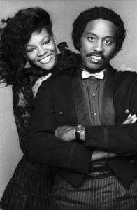 Yarbrough and Peoples (Cavin Yarbrough and Alisa Peoples) 1982© 1982 Bobby Holland - Image 24331_0023