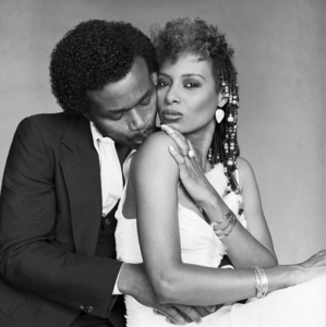 Linda Greene and Herb Fame of Peaches & Herb 1980© 1980 Bobby Holland - Image 24331_0077