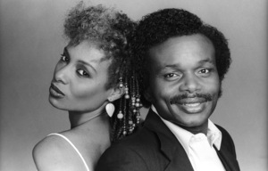 Linda Greene and Herb Fame of Peaches & Herb 1980© 1980 Bobby Holland - Image 24331_0078