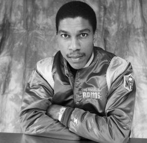 Charles Mims Jr.circa 1980s© 1980 Bobby Holland - Image 24331_0081