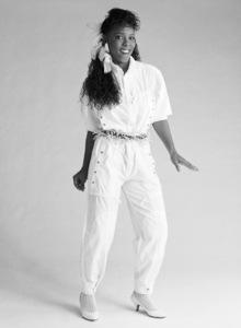 Patrice Rushen circa 1980s© 1980 Bobby Holland - Image 24331_0084