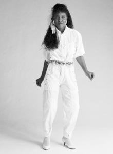 Patrice Rushen circa 1980s© 1980 Bobby Holland - Image 24331_0085