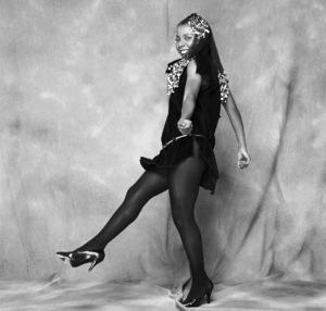 Patrice Rushen circa 1980s© 1980 Bobby Holland - Image 24331_0089