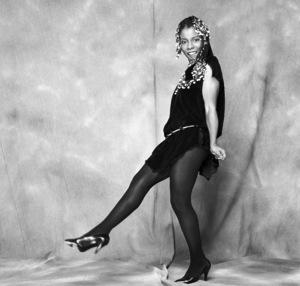 Patrice Rushen circa 1980s© 1980 Bobby Holland - Image 24331_0090