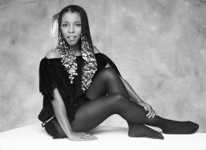 Patrice Rushen circa 1980s© 1980 Bobby Holland - Image 24331_0092