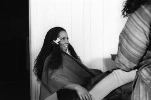 Patrice Rushen circa 1980s© 1980 Bobby Holland - Image 24331_0095