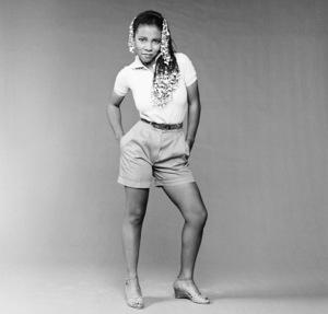 Patrice Rushen circa 1980s© 1980 Bobby Holland - Image 24331_0102