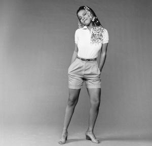 Patrice Rushen circa 1980s© 1980 Bobby Holland - Image 24331_0103