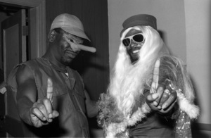 George Clinton and Sir Nose D