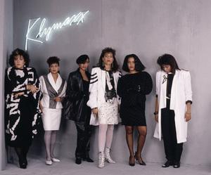 Klymaxx (Bernadette Cooper, Lorena Shelby, Cheryl Cooley, Lynn Malsby, Robbin Grider) 1986© 1986 Bobby Holland - Image 24331_0132