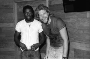 "Bobby Martin and John ""J.R."" Robinsoncirca 1980s© 1980 Bobby Holland - Image 24331_0140"