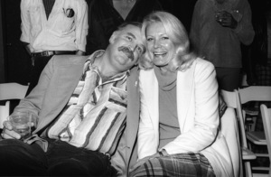 Bruce Swedien with his wife  circa 1980s© 1980 Bobby Holland - Image 24331_0143