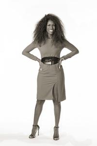 Bozoma Saint John, Head of Global Consumer Marketing, iTunes & Beats Music (Photographed at Apple Corp. Office, Culver City, CA)January 24th, 2017© 2017 Bobby Holland - Image 24331_0187