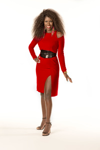 Bozoma Saint John, Head of Global Consumer Marketing, iTunes & Beats Music (Photographed at Apple Corp. Office, Culver City, CA)January 24th, 2017© 2017 Bobby Holland - Image 24331_0190