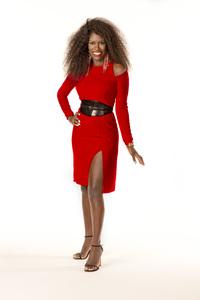 Bozoma Saint John, Head of Global Consumer Marketing, iTunes & Beats Music (Photographed at Apple Corp. Office, Culver City, CA)January 24th, 2017© 2017 Bobby Holland - Image 24331_0190