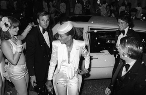 """Diana Ross at the Century City movie premiere of """"The Wiz"""" 1978 © 1978 Bobby Holland - Image 24331_0253"""