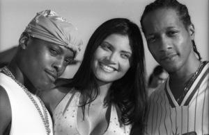 Won-G and DJ Quik 2001© 2001 Bobby Holland - Image 24331_0272