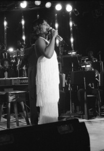 Gladys Knight & the Pips live in concert in Los Angelescirca 1970s© 1978 Bobby Holland - Image 24331_0318