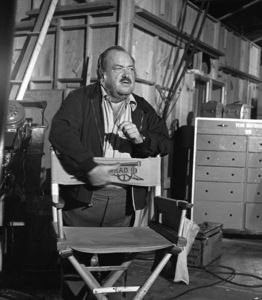 "William Conrad on set of ""Cannon""1974© 1978 Wynn Hammer - Image 24344_0001"