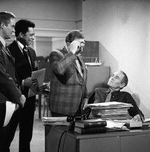 """The Smith Family""Henry Fonda1971 © 1978 Wynn Hammer - Image 24344_0009"