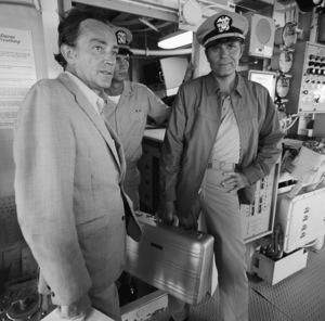 """Hawaii Five-O"" (Episode: Murder: Eyes Only)Jack Lord1971© 1978 Wynn Hammer - Image 24344_0010"