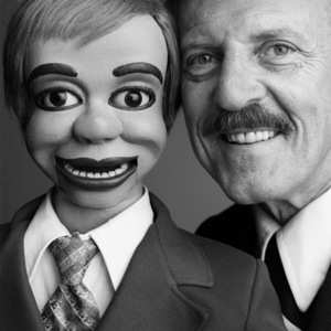 Paul Winchell and Jerry Mahoney1981© 1981 Daniel Lamb - Image 24348_0050