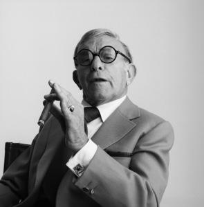 George Burns1985© 1985 Daniel Lamb - Image 24348_0059
