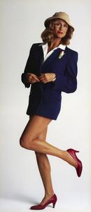 Lauren Hutton1987© 1987 Daniel Lamb - Image 24348_0105
