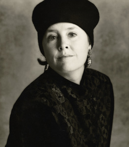 Alice Waters1987© 1987 Dana Gluckstein - Image 24349_0001
