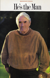 Gregory Peck1989© 1989 Dana Gluckstein - Image 24349_0007