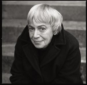 Ursula LeGuin1989© 1989 Dana Gluckstein - Image 24349_0015