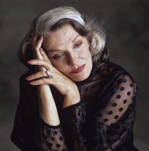 Jane Russell1988© 1988 Dana Gluckstein - Image 24349_0023