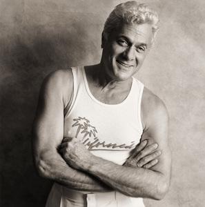 Tony Curtis1988© 1988 Dana Gluckstein - Image 24349_0032