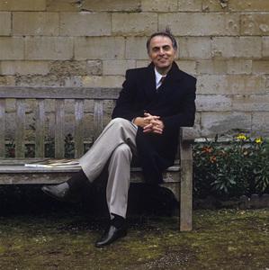 Carl Sagan1988© 1988 Dana Gluckstein - Image 24349_0061