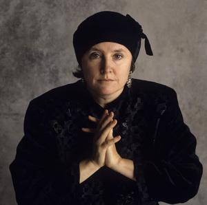 Alice Waters1987© 1987 Dana Gluckstein - Image 24349_0062