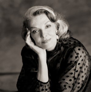 Jane Russell1988© 1988 Dana Gluckstein - Image 24349_0065