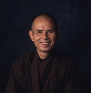 Thich Nhat Hanh1995© 1995 Dana Gluckstein - Image 24349_0078