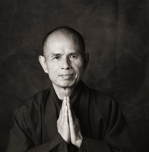 Thich Nhat Hanh1995© 1995 Dana Gluckstein - Image 24349_0080