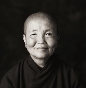 Sister Chan Khong1996© 1996 Dana Gluckstein - Image 24349_0082