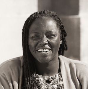 Wangari Maathai2004© 2004 Dana Gluckstein - Image 24349_0088