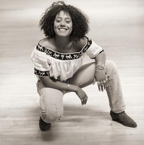 Cree Summer Francks1987© 1987 Dana Gluckstein - Image 24349_0113