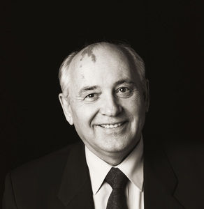 Mikhail Gorbachev1995© 1995 Dana Gluckstein - Image 24349_0114