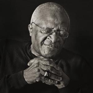 Archbishop Desmond Tutu 2010 © 2010 Dana Gluckstein - Image 24349_0118