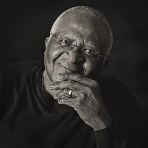 Archbishop Desmond Tutu 2010 © 2010 Dana Gluckstein - Image 24349_0119