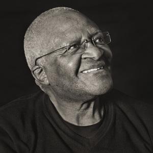 Archbishop Desmond Tutu 2010 © 2010 Dana Gluckstein - Image 24349_0120
