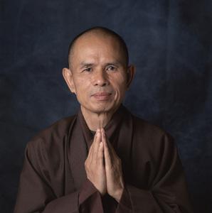 Thich Nhat Hanh1995© 1995 Dana Gluckstein - Image 24349_0127