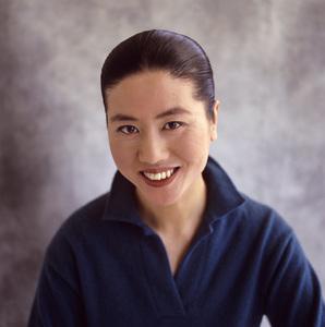 Wang Anyi1989© 1989 Dana Gluckstein - Image 24349_0157
