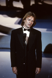 """Sting performing during the """"Grammy Lifetime Achievement Show""""1987© 1987 Patrick D. Pagnano - Image 24351_0004"""