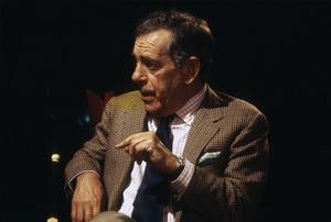 """60 Minutes""Morley Safercirca 1982© 1982 Patrick D. Pagnano - Image 24351_0015"